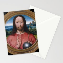 Salvator Mundi,1480–85 Stationery Cards