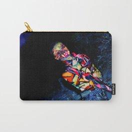 Niki in Graffiti Carry-All Pouch