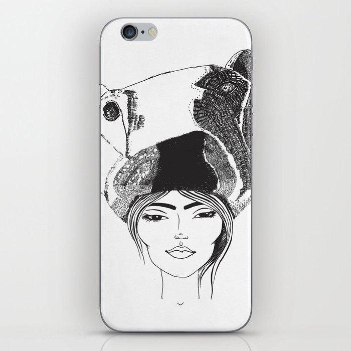 PolarGirl iPhone Skin
