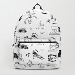 Cat Things Backpack