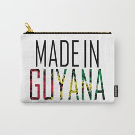 Made In Guyana Carry-All Pouch
