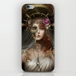 The veil of death iPhone Skin