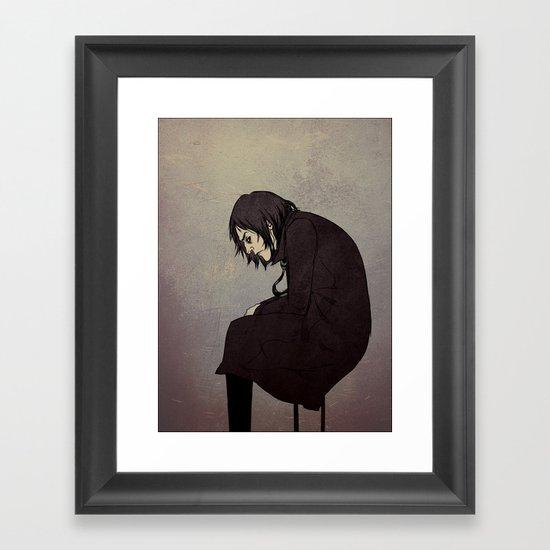 severussnape Framed Art Print