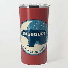 Missouri - Redesigning The States Series Travel Mug