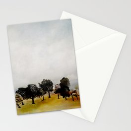 Group of Trees Stationery Cards