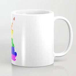 United Kingdom Gay Pride Flag Coffee Mug