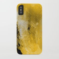 Old-School Orchard iPhone X Slim Case