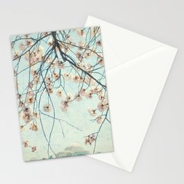 vintage DC Blosoms Stationery Cards