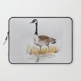 Bernache du Canada (Canada Goose) Laptop Sleeve