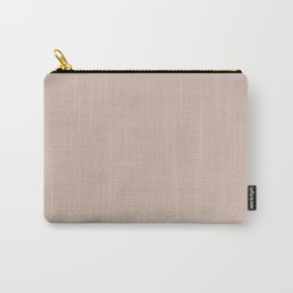 VA Rosy Mauve Pink / Blushing Bride Pink / Cathedral Morning Pink Colors of the year 2019 Carry-All Pouch