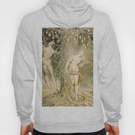 William Blake - The Temptation and Fall of Eve, 1808 Hoody