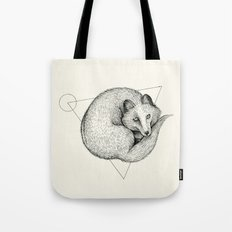 'Wildlife Analysis V' Tote Bag