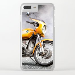 The R90S Clear iPhone Case