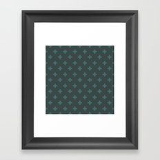 Plus Framed Art Print