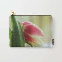 Tired Tulip II Carry-All Pouch