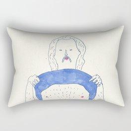 chest Rectangular Pillow