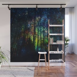 Magical Forest II Wall Mural
