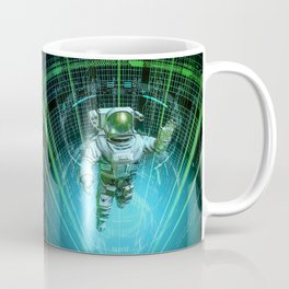 Diving The Data Core Coffee Mug