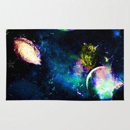 Planet Aura Rug