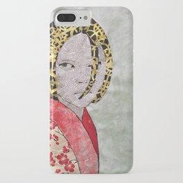 Martial Girl iPhone Case