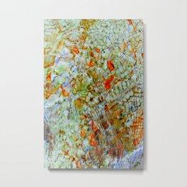 Water art 15 Metal Print