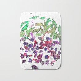 Summer Berries Bath Mat