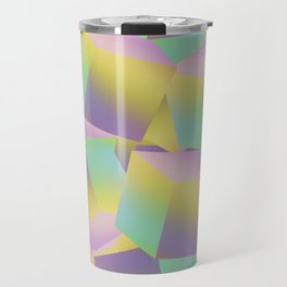Fade Cubes B2 Travel Mug
