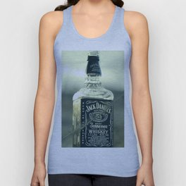 Jack Daniel's Wallpaper! Unisex Tank Top