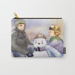 Do you wanna build a Snowman? Carry-All Pouch