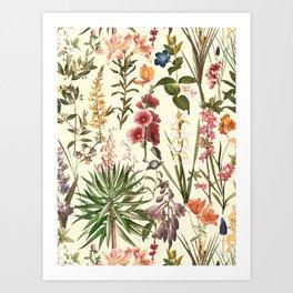 Secret Garden VI Art Print