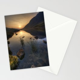 The morning Light Stationery Cards