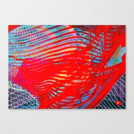 Fractalyte Canvas Print