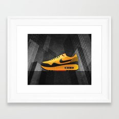 MAX100 / 069: NYC Framed Art Print