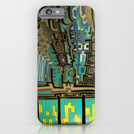 LEGACY CODE iPhone Case