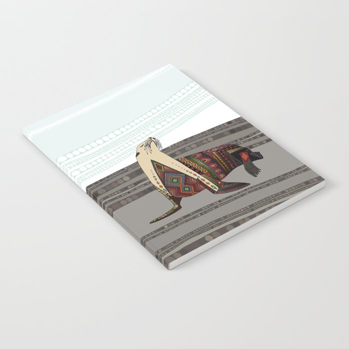 sea lion mono Notebook
