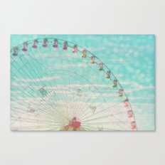 Sky Ride Canvas Print