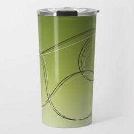 Wilderness gradient Travel Mug