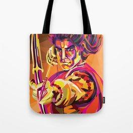 The Lord Rama Tote Bag