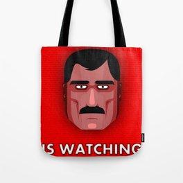 Big Brother #1 Tote Bag
