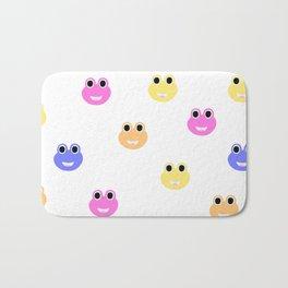 Happy Frogs Bath Mat
