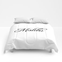 Malibu Comforters