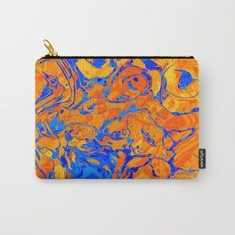 Abstract Design Carry-All Pouch