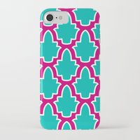 moroccan iPhone & iPod Cases featuring Moroccan by Farah Saheb