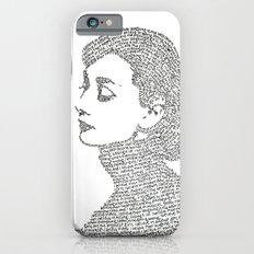 Audrey Hepburn Slim Case iPhone 6
