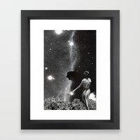 CREATION Framed Art Print