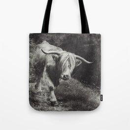 Scottish Highland Cow - Highlander Tote Bag