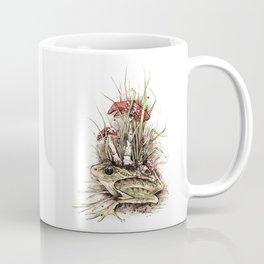 Fly-Agaric Frog Coffee Mug