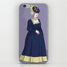 German Woman iPhone & iPod Skin