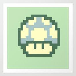 Mushroom 2 Art Print