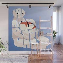 Hairy Baby Wall Mural